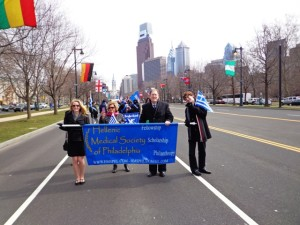 Greek Independence Day Parade 2013